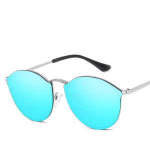 Lunettes Cat-Eye Luxury Multi-color