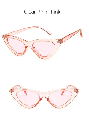 Lunettes Cat Eye Multi-color