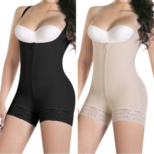 35f2fb0006eee Fajas colombianas Miracle seamless Body Shaper waist trainer Plus butt  lifter (video)