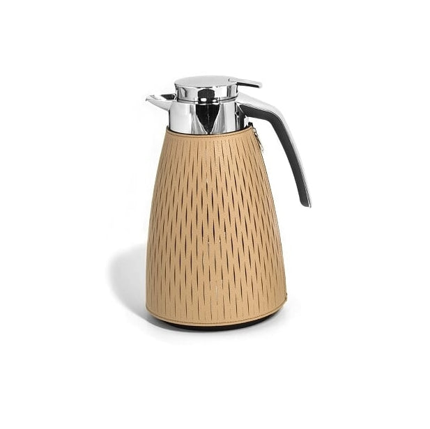CARAFE THERMIQUE CUIR STYLE PANEVA