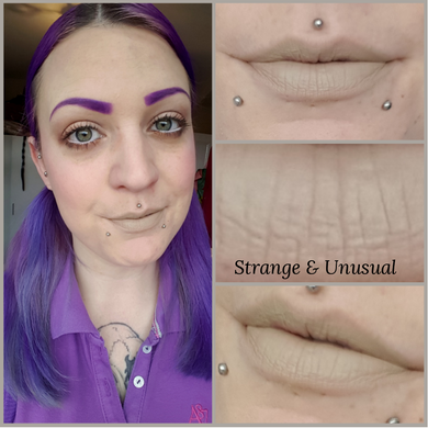 Liquid Matte Lipstick Strange & Unusual - The Beauty Vault