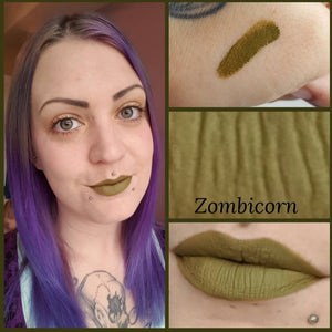 Liquid Matte Lipstick Zombicorn - The Beauty Vault