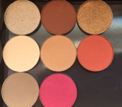 The Autumn Collection Palette