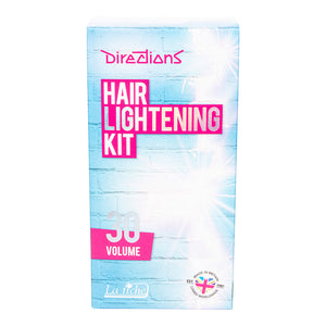 Hair Lightening Kit 30% Peroxide