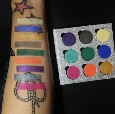 Witchcraft - The Book of Shadows Eyeshadow Palette - The Beauty Vault