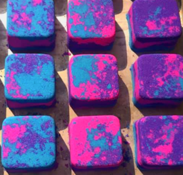 Bath Brick Bath Bomb - The Beauty Vault