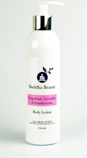 Grapefruit, Lavender & Frankincense Body Lotion - The Beauty Vault