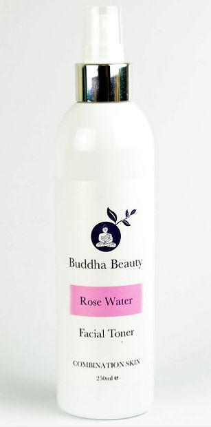 Rose Floral Toner Water - The Beauty Vault
