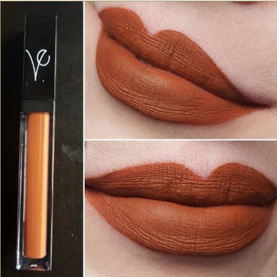 Caramel Liquid Matte Lipstick - The Beauty Vault