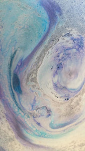 Rain Cloud Bath Bomb - The Beauty Vault