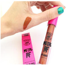 Metal AF Lip Gloss - The Beauty Vault