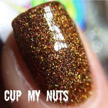 Cup My Nuts - The Beauty Vault