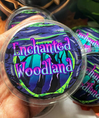 Enchanted Woodland Clam Pop