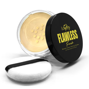 Flawless Banana Loose Setting Powder - The Beauty Vault
