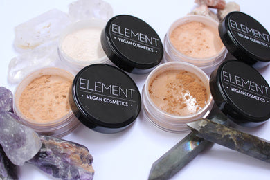 Mineral Loose Powder Foundation - The Beauty Vault