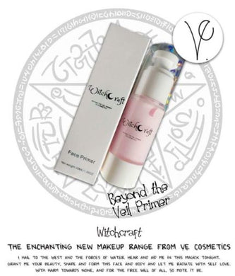 Witchcraft Beyond The Veil Primer - The Beauty Vault