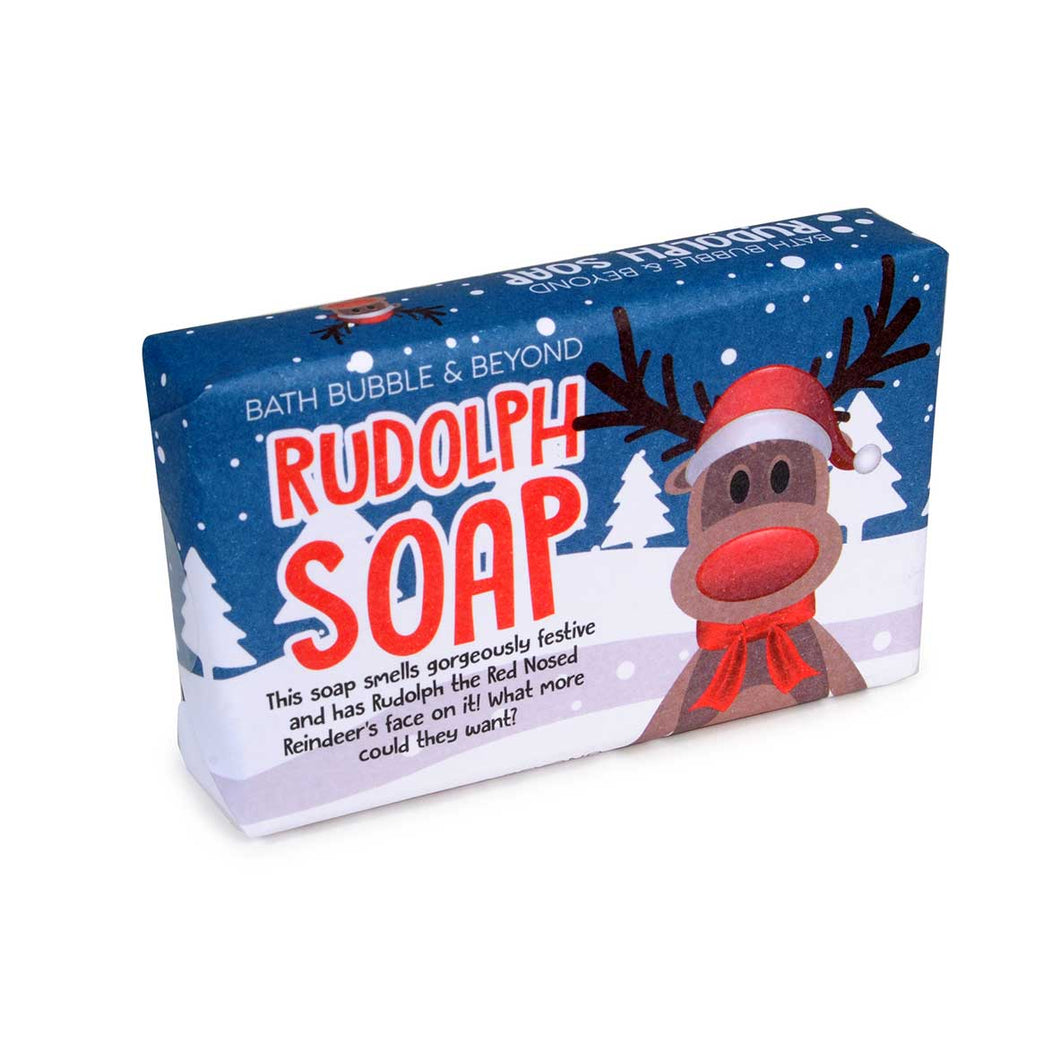 Rudolph Soap Bar - The Beauty Vault