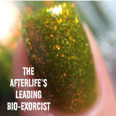 The Afterlife's Leading Bio-Exorcist