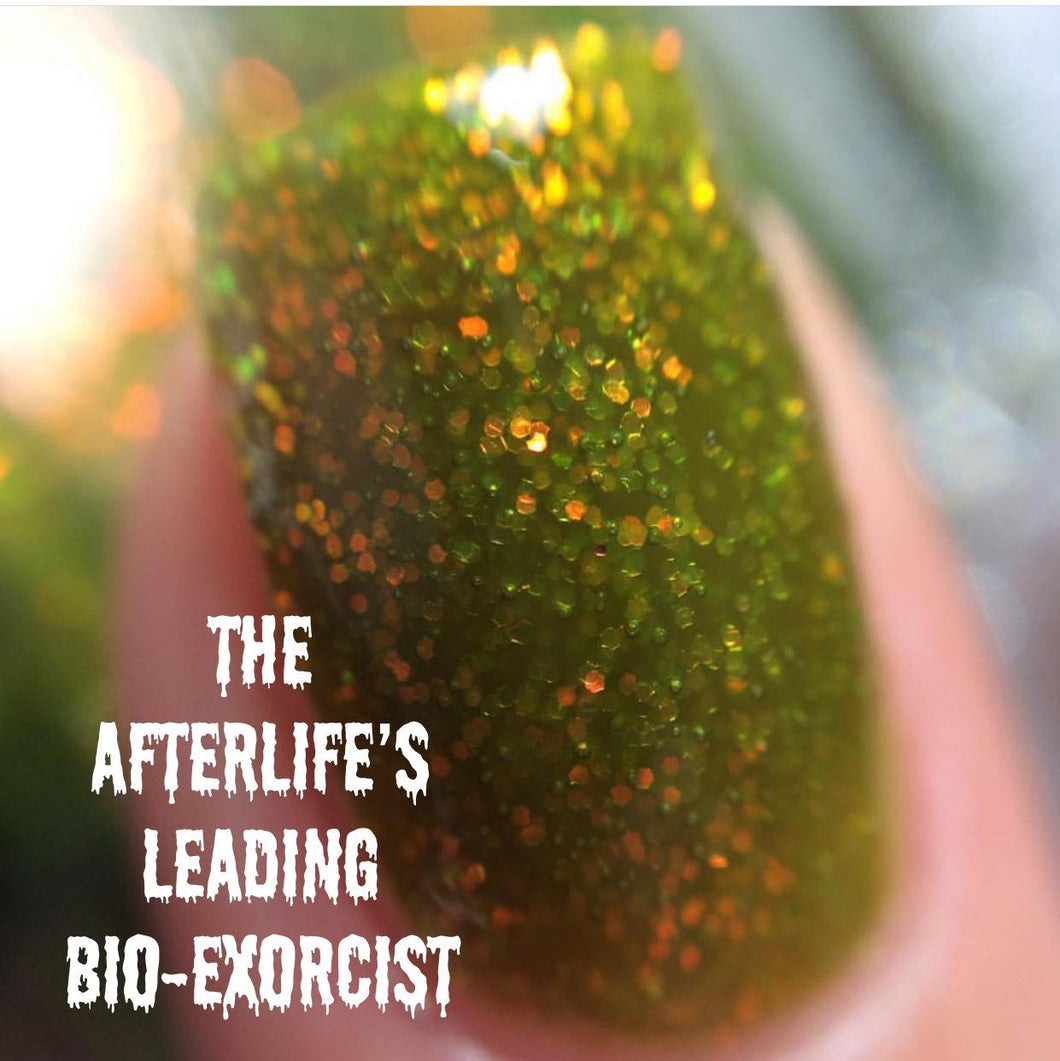 The Afterlife's Leading Bio-Exorcist - The Beauty Vault