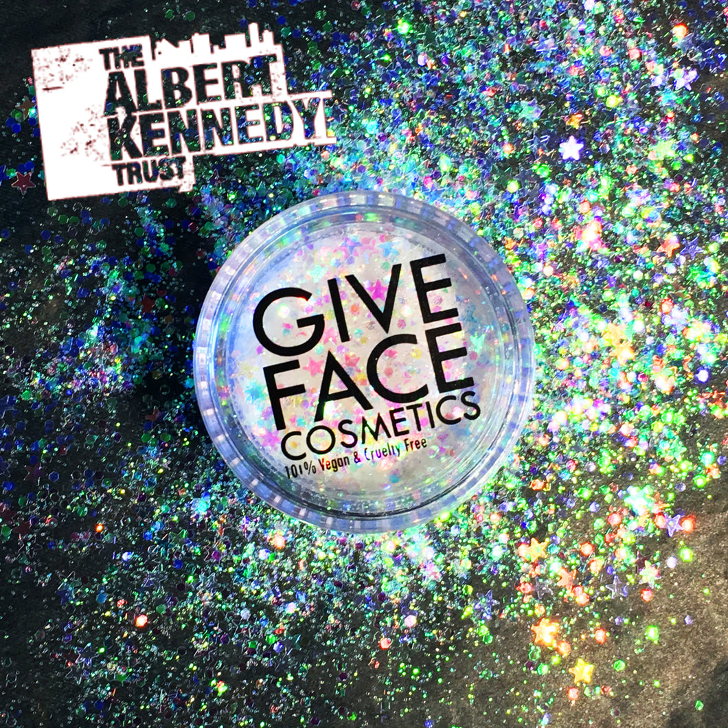 The Albert Kennedy Trust Limited Edition Glitter Blend - The Beauty Vault