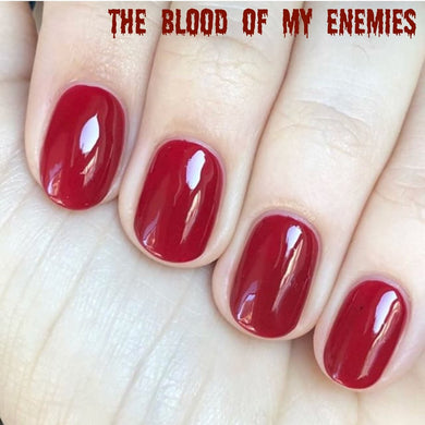 The Blood of my Enemies - The Beauty Vault