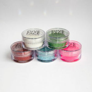 Ultra Fine High Sparkle Cosmetic Metallic Poly Glitter - The Beauty Vault