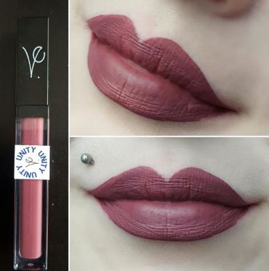 Unity Matte Liquid Lipstick - The Beauty Vault