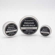 All Natural Premium Beard Balm – Unscented - The Beauty Vault