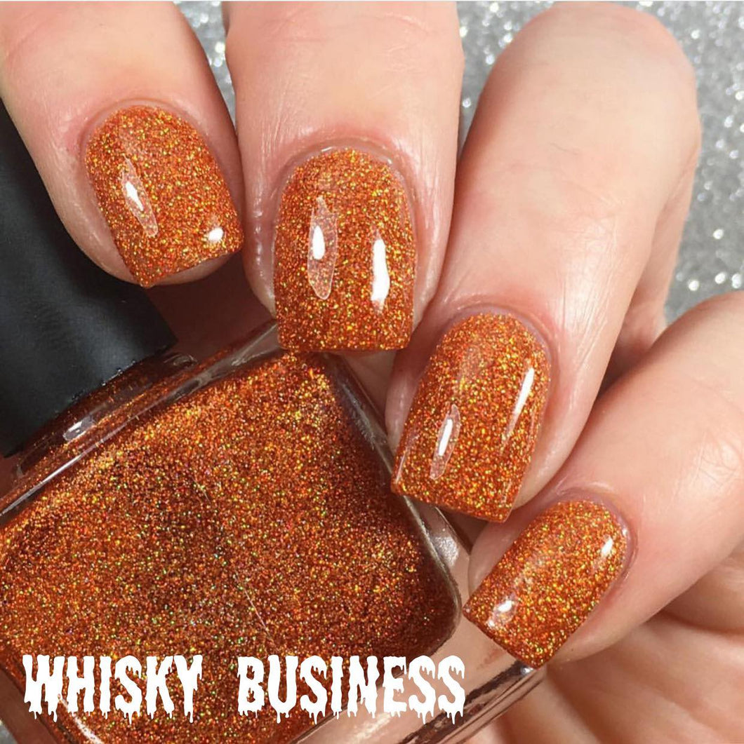 Whisky Business - The Beauty Vault