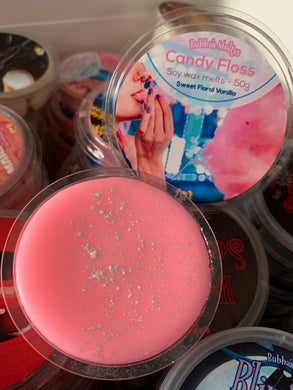 Candy Floss Clam Pop