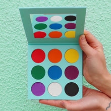 Frankly A Rainbow Matte Eyeshadow Palette