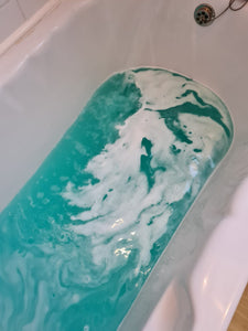 Rain Cloud Bath Bomb
