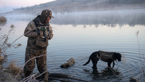 Duck Hunting with a College Dog (COLD MORNING)