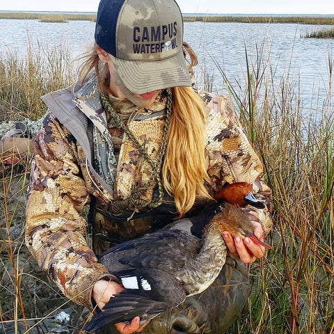 Campus Waterfowl Logo Hat