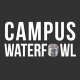 White Campus Waterfowl Vinyl Decal