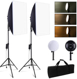 Softbox Light Set 2 Piece - The Ring Light Store
