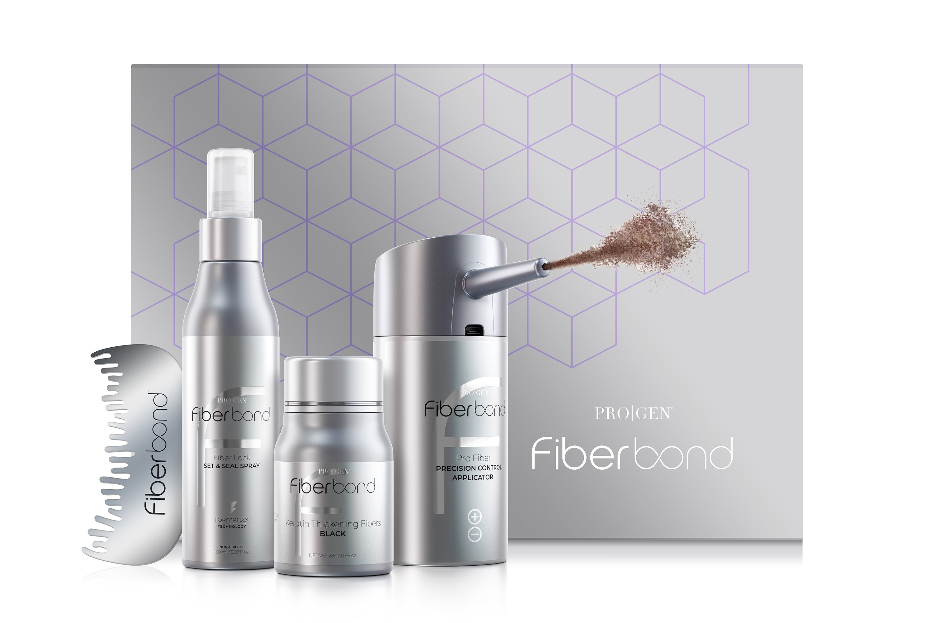 Hair Loss Concealing Set