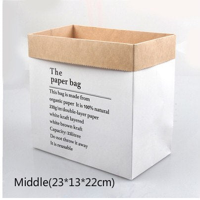 Kraft Flower Paper Bags Rose Packaging Box Valentine's Day Wedding Engagement Party Decor Supplies Bouquet Gift Packaging
