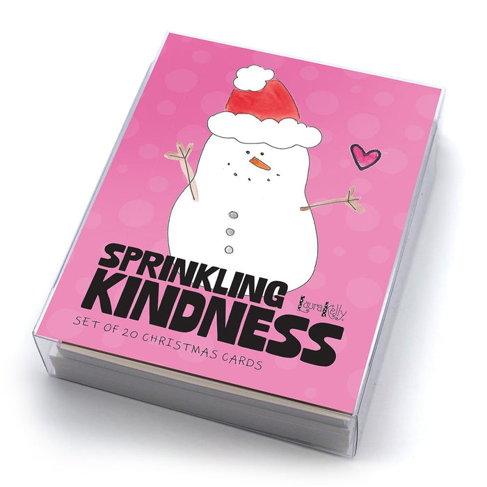 Sprinkling Kindness Christmas Card Set