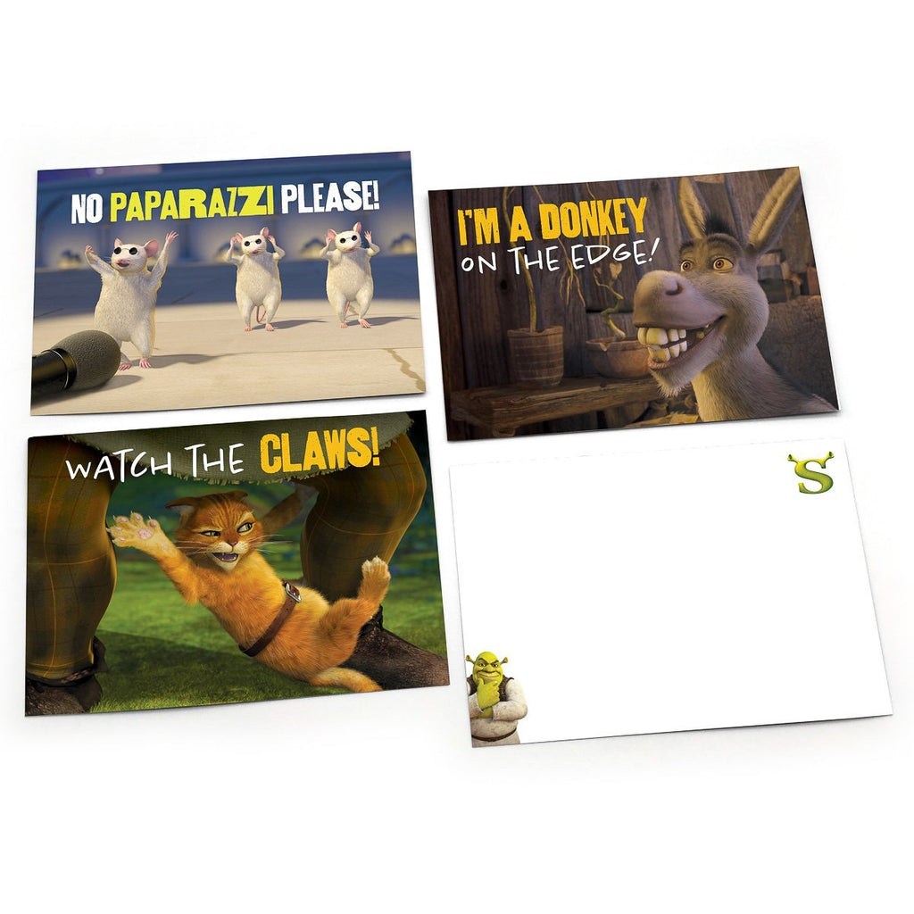 "Shrek ""Noteable"" Quotes"