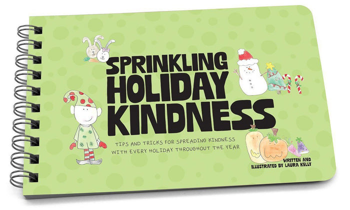 sprinkling holiday kindness cover