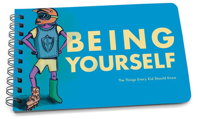 Being Yourself book cover