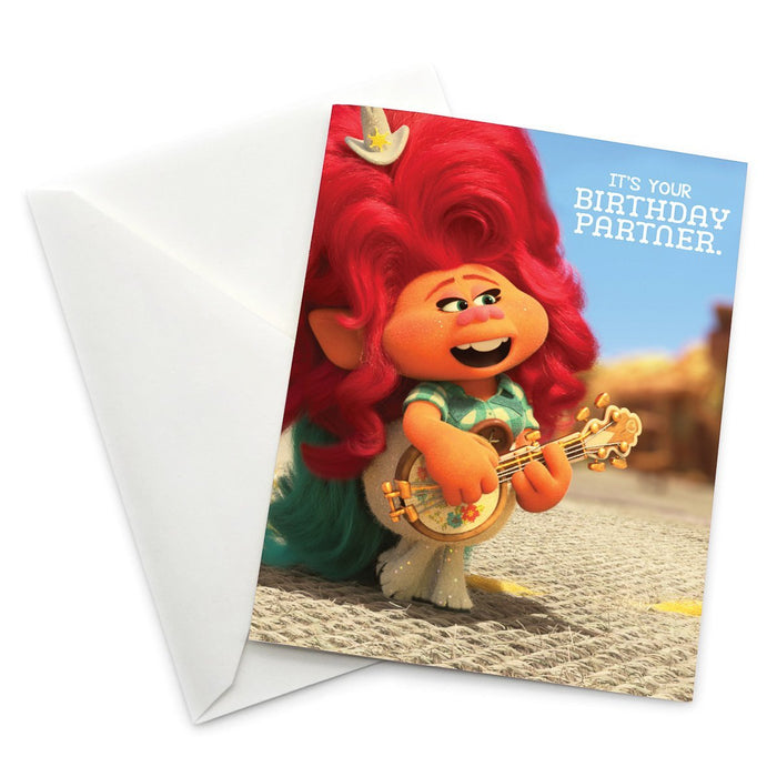 "Delta Dawn ""It's Your Birthday Partner"" Card 