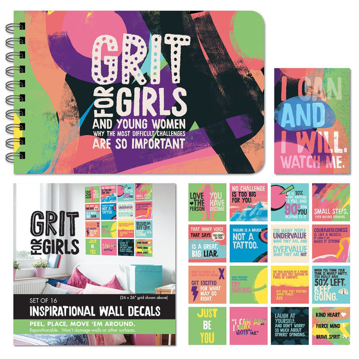 Papersalt Grit for Girls Gift Bundle