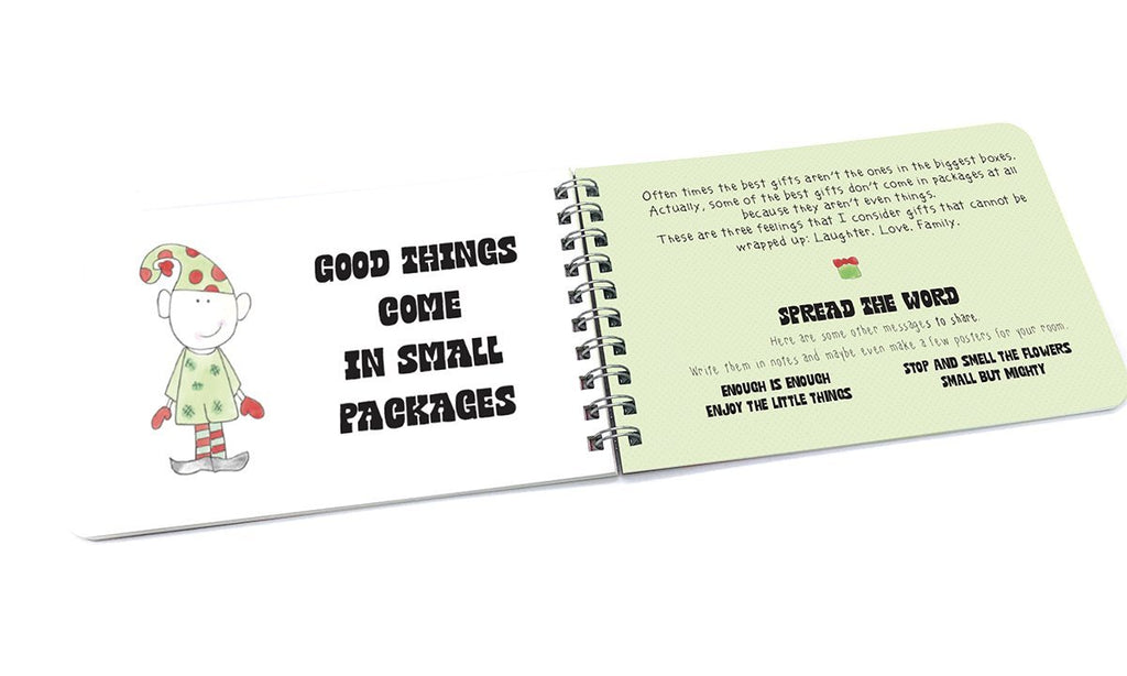 Sprinkle Holiday Kindness Inspirational Book