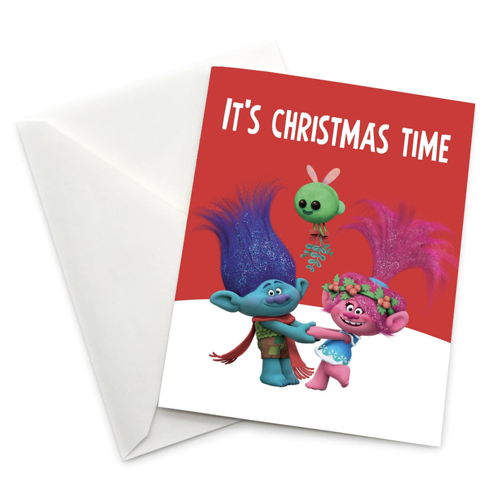 "Poppy and Branch ""It's Christmas Time"" Holiday Card 