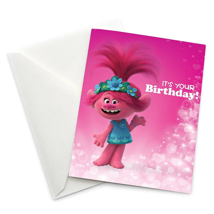 "Queen Poppy ""It's Your Birthday!"" Card 