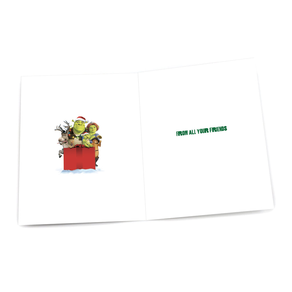 "Three Blind Mice ""Season's Greetings"" Holiday Card"