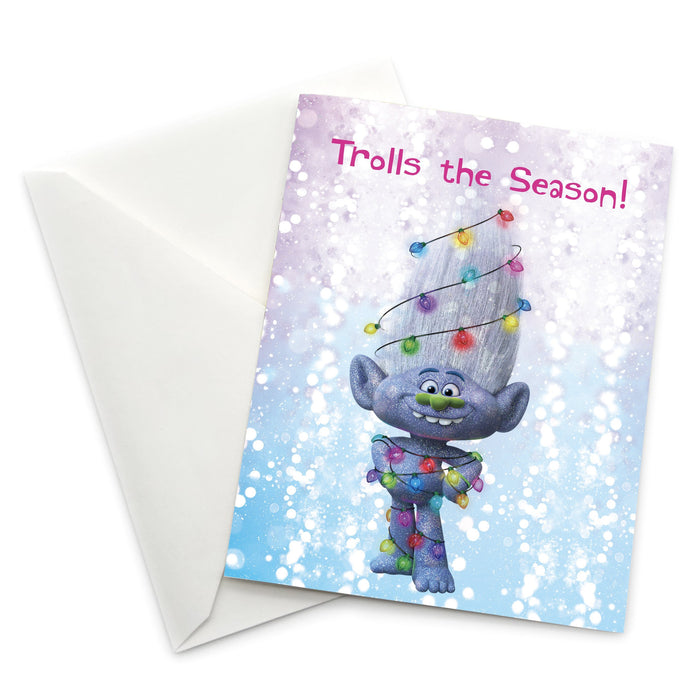 "Guy Diamond ""Trolls the Season!"" Holiday Card 
