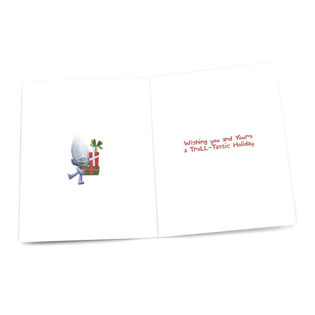 "Guy Diamond ""Trolls the Season!"" Holiday Card"